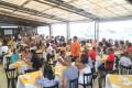 Almoço de confraternização no Bambara, dia 21/12/13. Fotos: Foco Filmes/Carlos Américo