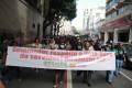 Após assembleia servidores saem em passeata pela Av. Sete - 4/5/15 - Foto Carlos Américo/Foco Filmes