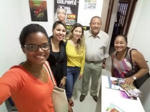 visita estudantes
