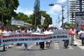 Paralisação com manifestação no HGRS por reposição salarial - 9/11/2016. Fotos: João Ubaldo