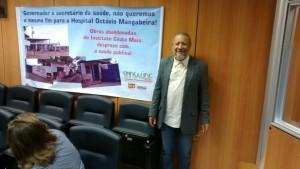 Fitos: João Ubaldo