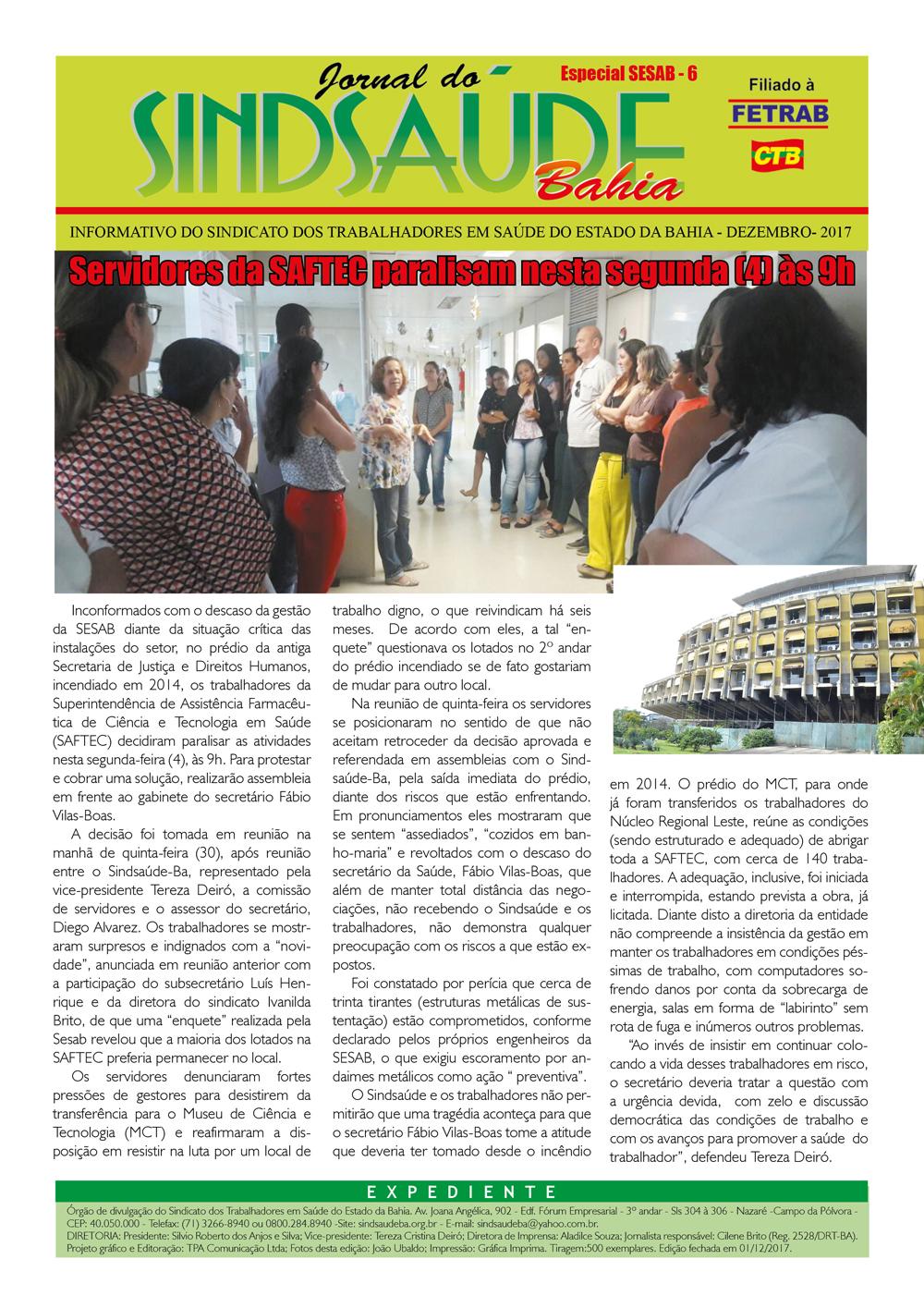 jornal safitec 6